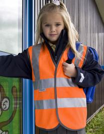 Junior Safety Hi-Viz Vest